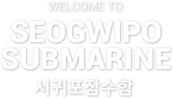 Welcome to Seogwipo Submarine 서귀포잠수함